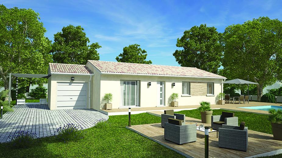 Construction maison saint hilaire 31410 sur le partenaire for Simulation maison construction