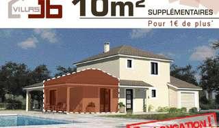 10m² supplémentaires pour votre nouvelle maison : vous avez encore le temps !